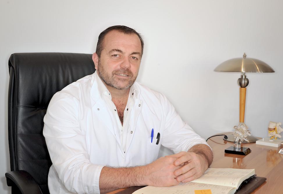 Dr MONTRON Ludovic
