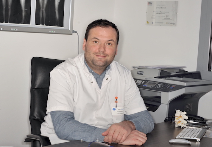 Dr BERNARD Jean